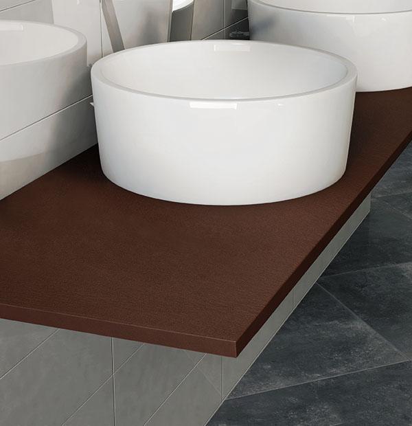 Lavabo medida lavabo kloc althea ceramica a medida foto for Medidas lavabo